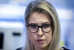 Любовь Соболь задержали за призыв к несанкционированной акции