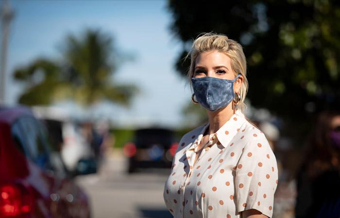 Иванка Трамп вместе с супругом уехала из Вашингтона в Майами