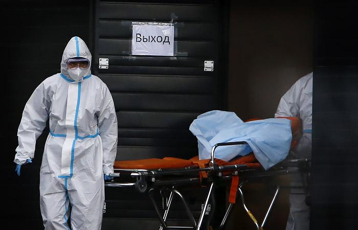 В России коронавирус выявлен еще у 21 513 человек