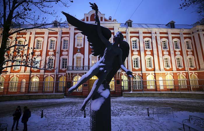 Студентам СПбГУ грозит отчисление за участие в несогласованной акции