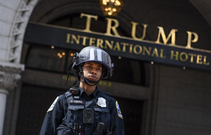 Бизнесу Трампа предрекли проблемы из-за штурма Капитолия