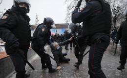 СКР возбудил уголовные дела по итогам протестов в Москве