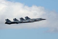 В РФ начали разработку нового истребителя-перехватчика на смену МиГ-31