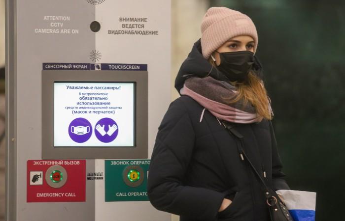 В России за сутки зарегистрированы 21 127 случаев COVID-19