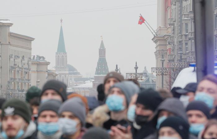 Московская полиция возбудила уголовные дела о перекрытии дорог на протестах