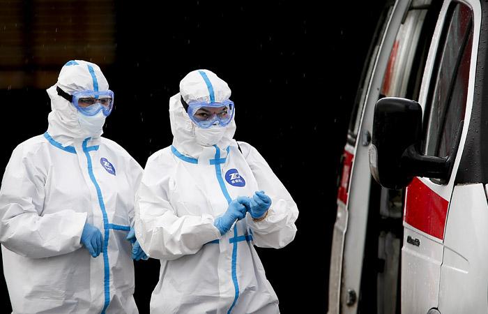 В России за сутки выявлено менее 20 тыс. новых заболевших COVID-19