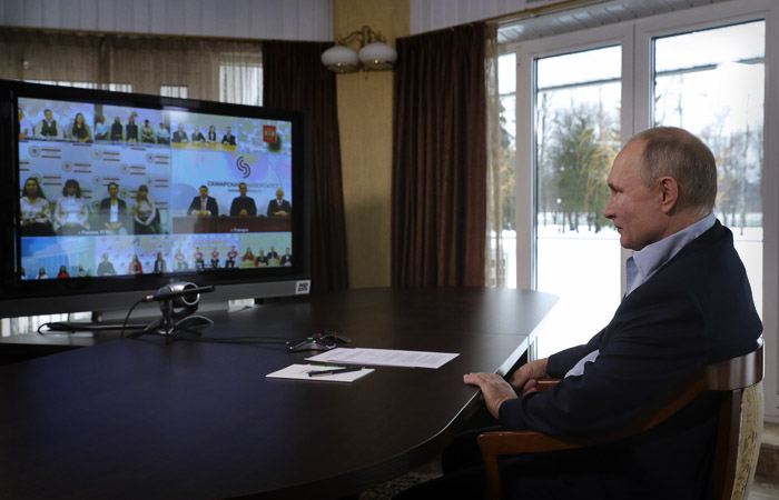 Путин заявил, что дворец в Геленджике ему и его близким не принадлежит