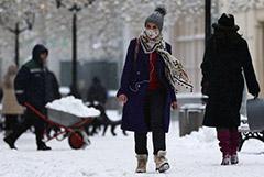В Москве побит исторический температурный рекорд дня
