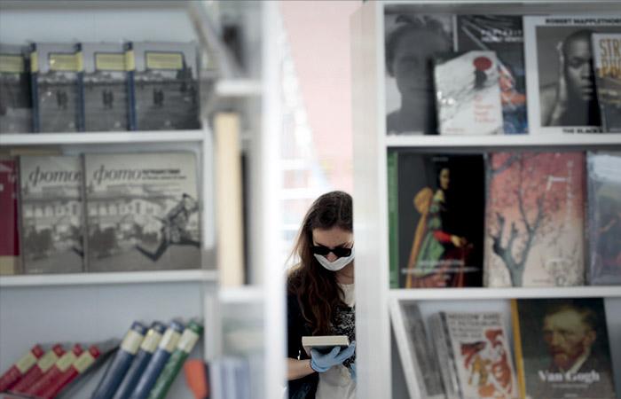 В Москве на лето запланировали книжный фестиваль на Красной площади