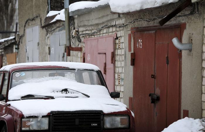 Законопроект о гаражной амнистии прошел в Госдуме первое чтение
