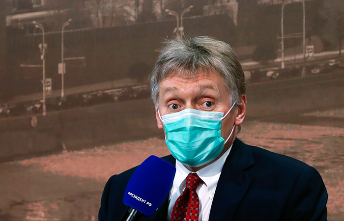 Кремль отказался разглашать имена владельцев дворца в Геленджике