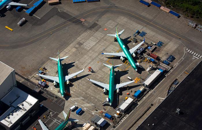 Росавиация сообщила о сложностях с сертификацией Boeing 737 MAX
