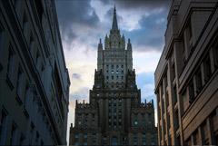 Представителю посольства США вручили ноту протеста из-за фейков об РФ