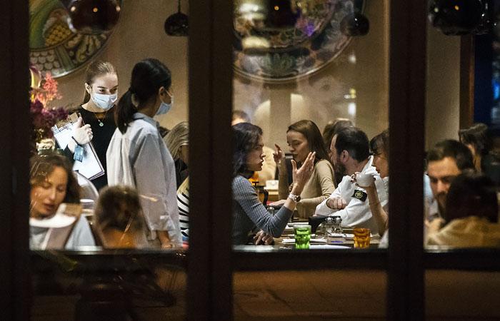 Система QR-кодов остается рекомендательной для ресторанов и кафе Москвы