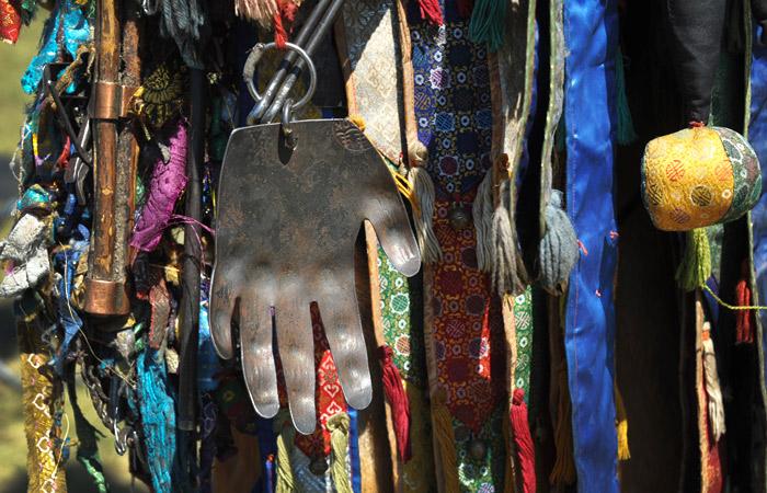 Психиатры объяснили госпитализацию шамана Габышева отказом от лечения