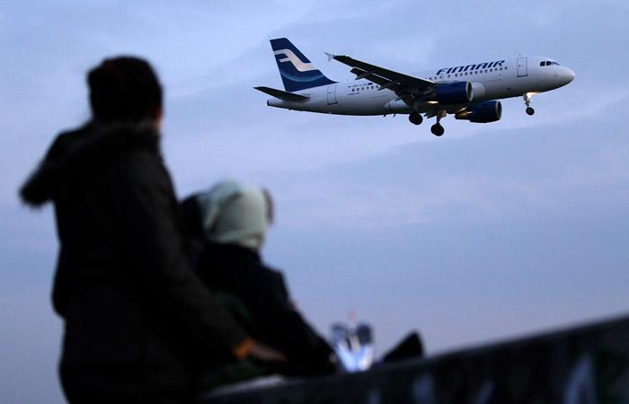 Finnair возобновила рейсы из Хельсинки в Петербург