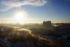 Челябинск признали городом с самым грязным воздухом в РФ