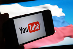 От Google потребовали снять ограничения воспроизведения гимна России