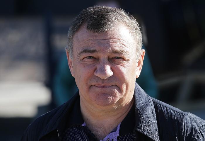 """Аркадий Ротенберг заявил, что ему принадлежит """"дворец"""" в Геленджике"""