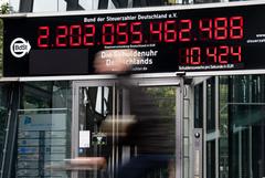 Госдолг всех стран в мире к концу 2020 года вырос до 97,6% ВВП