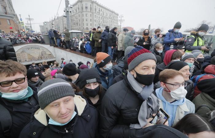 МВД передало дело о нарушении эпидемиологических правил на акции 23 января в СК