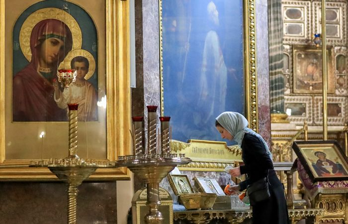 Более 100 священнослужителей РПЦ скончались от коронавируса