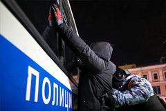 13 человек обратились к медикам во время акции в Москве во вторник