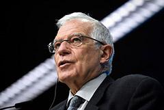 Жозеп Боррель: ЕС и Россия должны отказаться от негативной риторики и начать честный диалог