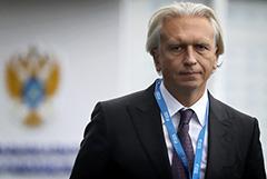 Дюков переизбран президентом РФС