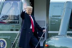 Трамп отказался давать показания на процессе по импичменту