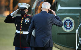 Байден предложил лишить Трампа допуска к брифингам разведки