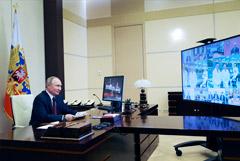 Путин по видеосвязи принял участие в энергопуске нейтронного реактора в Гатчине