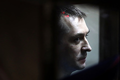 Осужденный экс-полковник МВД Захарченко попал в больницу