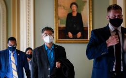 Лидеры сената США достигли соглашения по процессу импичмента Трампу