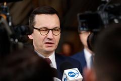"""Премьер Польши выступил за прекращение проекта """"Северный поток 2"""""""