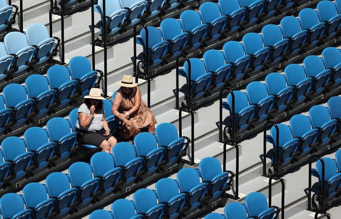 Власти Мельбурна рассмотрят возможность ввести карантин во время турнира Большого шлема