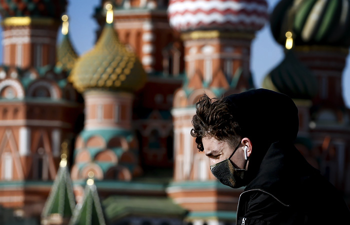 В России за сутки выявлено еще 15 тыс. новых случаев коронавируса