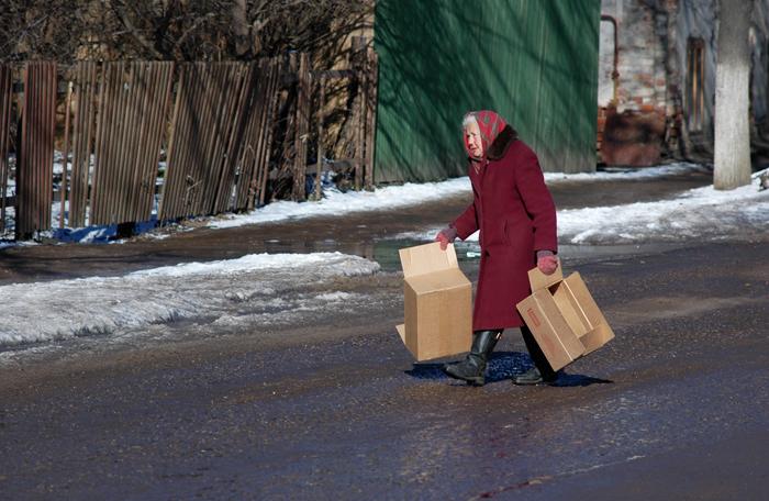 Кремль заявил, что ситуация с уровнем жизни в РФ остается напряженной