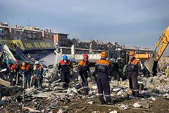 Выживший при взрыве в супермаркете во Владикавказе оказался ювелиром