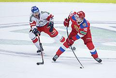 Россия досрочно выиграла Еврохоккейтур