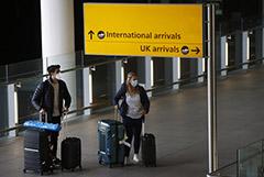 Приостановка авиасообщения РФ с Великобританией продлена до 16 марта