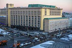 Главный архитектор Москвы призвал сохранить развязку на Лубянке