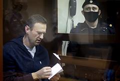 Прокурор попросила передать СК список оскорбительных высказываний Навального