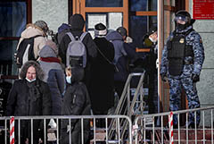 Прокурор просит штраф 950 тыс. руб. для Навального по делу о клевете