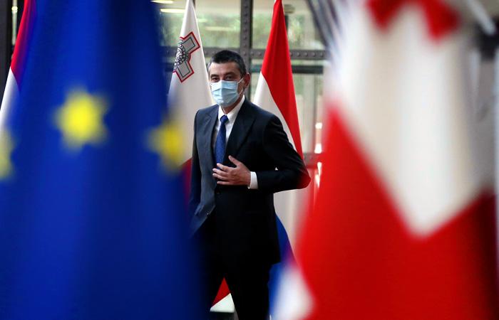 Премьер Грузии Гахария решил уйти в отставку