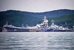 """Атомный крейсер """"Адмирал Лазарев"""" отправили на утилизацию"""