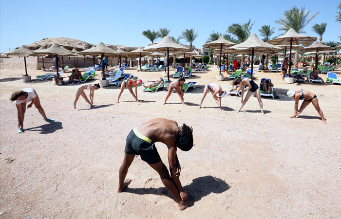 Росавиация не подтвердила возобновление чартеров на курорты Египта