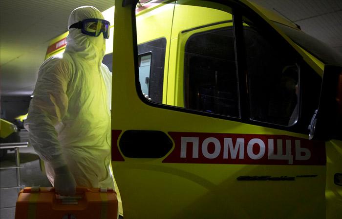 В России зарегистрировали еще 13 433 случая COVID-19