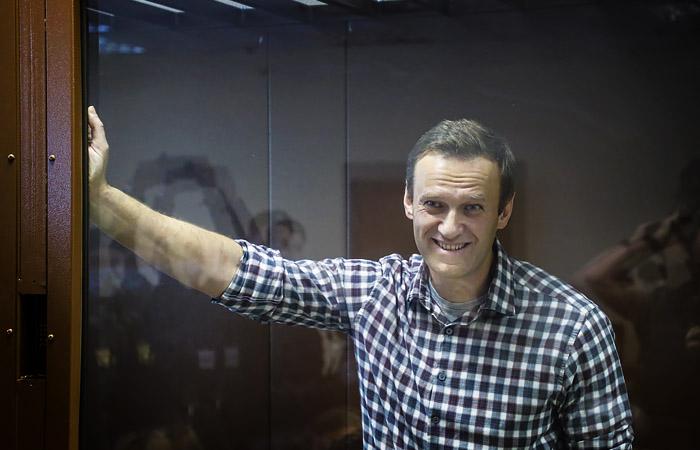 Мосгорсуд признал законной отмену Навальному условного срока