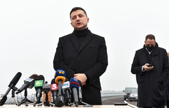 СНБО Украины опубликовал список компаний, попавших под санкции